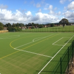 3G Synthetic Grass Pitches in Filwood Park 9