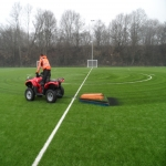 3G Synthetic Grass Pitches in Filwood Park 3