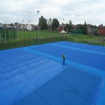 Wetpour Playground Installers in Abney 5
