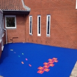 Rubber Mulch Play Areas in Aisby 7
