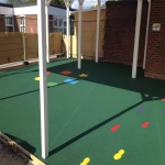 Rubber Mulch Play Areas in Asgarby 7