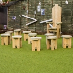 Rubber Mulch Play Areas in Scottish Borders 9
