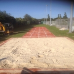 Athletics Throw Areas in City of Edinburgh 9
