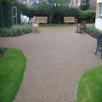 Addagrip Resin Bound Gravel in Aberbeeg 6