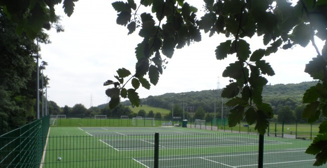 Building Netball Sports Facilities