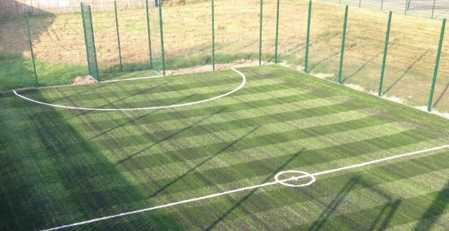 Football Surfacing Specialists in Norfolk