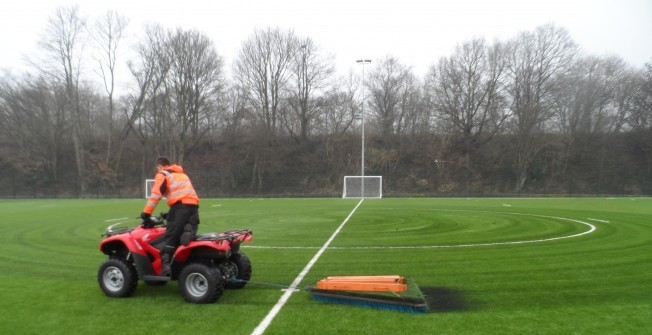 3G All Weather Pitches in Filwood Park