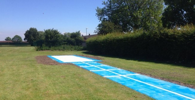 Synthetic Athletics Surfacing in Blaenau Gwent
