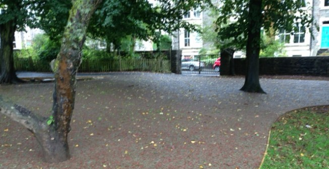 Public Path Flooring in Aisby