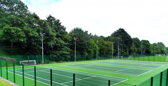 MUGA Construction Specialists in Cheshire