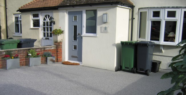 Stone Driveway Surfaces in Aberlerry