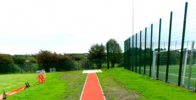 Athletics Track Installation Services in Highland