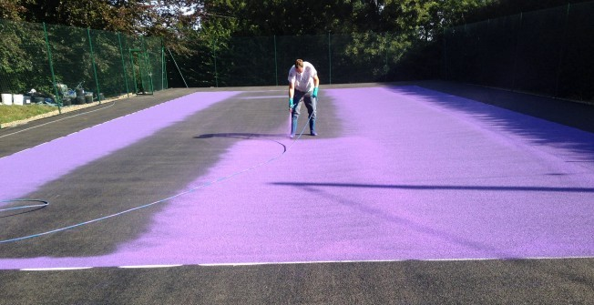 Leisure Facility Specialists in Nottinghamshire