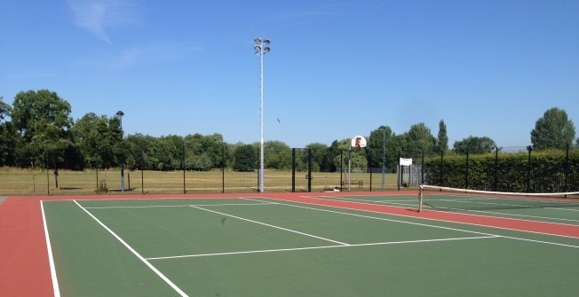 MUGA Facility Contractors in Abercarn