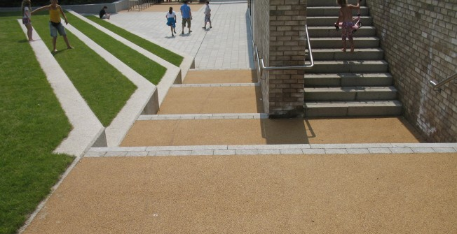Permeable Addagrip Resin Stone in Derbyshire