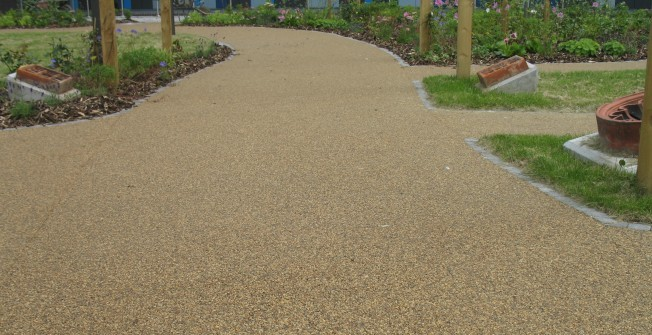 Addagrip Porous Paving in Derbyshire