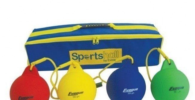 Athletic Throw Equipment in Wainfelin
