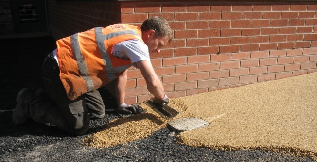 Porous Surfacing Installers in Ab Lench