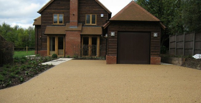 Sudscape Resin Bound Driveways in Dundee City